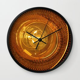 Modern lamp Wall Clock
