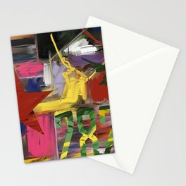 Fantasia in Pixels Stationery Cards