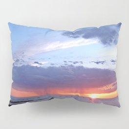 Sunset Rain Cloud Pillow Sham