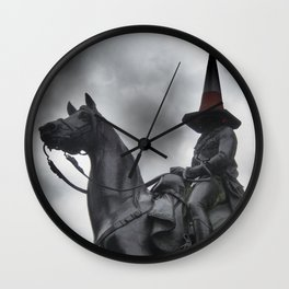 Glasgow Humour Wall Clock
