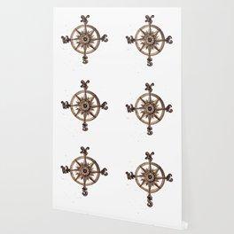 Wheel - Compass Wallpaper