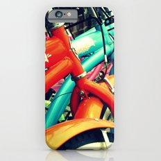 Bikes On The Beach iPhone 6s Slim Case