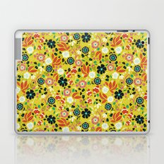 Flourishing Florals Laptop & iPad Skin