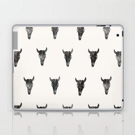 Stamped Skull Laptop & iPad Skin