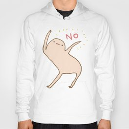 Honest Blob Says No Hoody