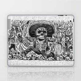Calavera Oaxaquena by Jose Guadalupe Posada Laptop & iPad Skin