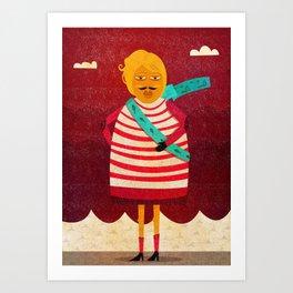 Candyman Art Print