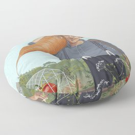 Monty Don Floor Pillow