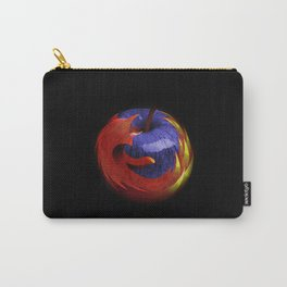 Mozilla Fire Apple Carry-All Pouch