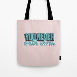 YNWA Tote Bag