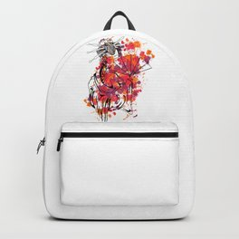 Secrets of the Geisha - Beautiful Chinese Girl Backpack