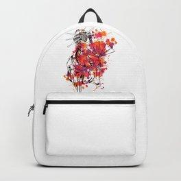 Secrets of the Geisha - Beautiful Chinese Girl Backpack