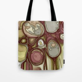 Canyon rocks series No. 4 of 10 Tote Bag