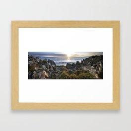 Cottesloe Beach  Framed Art Print