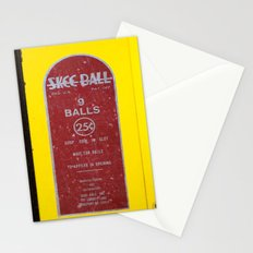 9 Balls Stationery Cards