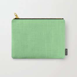 Light Jade Carry-All Pouch