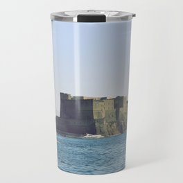 Naples, Castel dell'Ovo Travel Mug