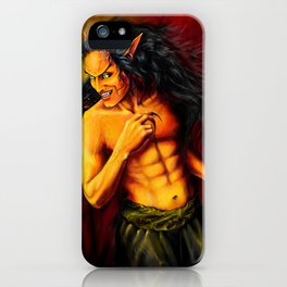 Ifrit iPhone Case