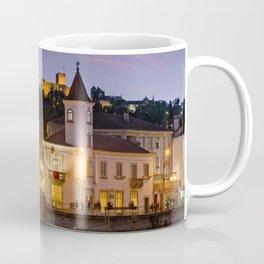 Tomar town centre, Portugal Coffee Mug