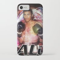 ali gulec iPhone & iPod Cases featuring Ali #2 by YBYG