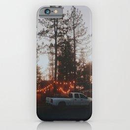 Big Bear Lodging iPhone Case