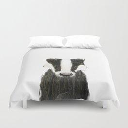 little badger Duvet Cover