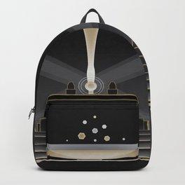 Art deco design VI Backpack