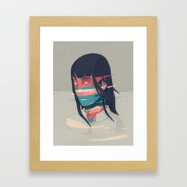 Inversion 02 Framed Art Print