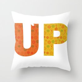 Speak Up For The Animals Now Throw Pillow
