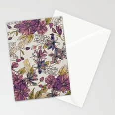 Dreaming Florals Stationery Cards