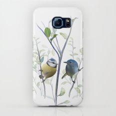 2 birds in tree Slim Case Galaxy S6