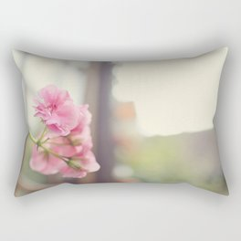 Blossoms in in autumn time Rectangular Pillow