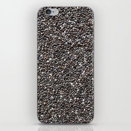 Chia seeds iPhone Skin
