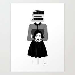 Disconnection Art Print