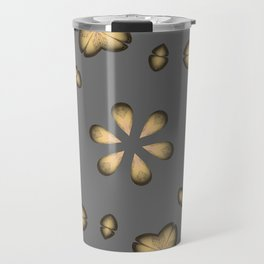 Golden Hearts Golden Luxury Week Wednesday Travel Mug