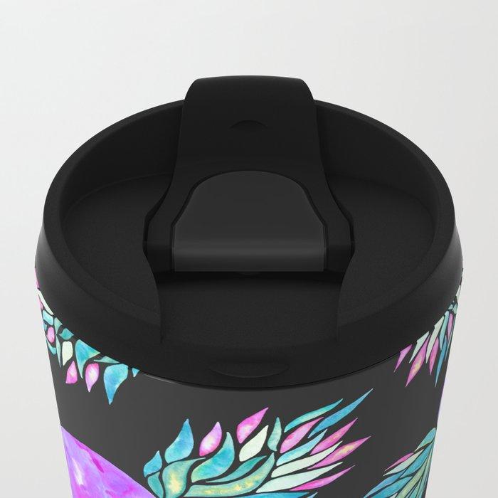 Pineapple à la mode Travel Mug