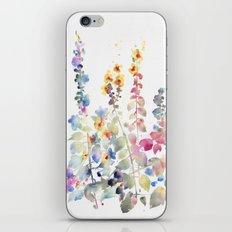fiori II iPhone & iPod Skin