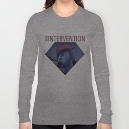 The Intervention Long Sleeve T-shirt