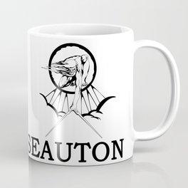 Lucas North : Gnothi Seauton Coffee Mug