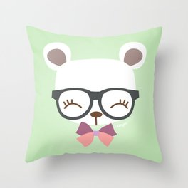 Souris - Collection Dandynimo's - Throw Pillow