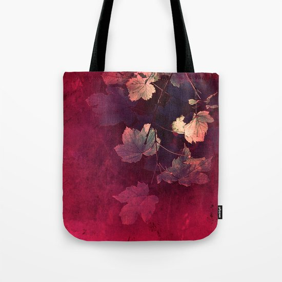 Splendida Bordeaux Tote Bag