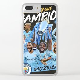 champions city 2019 premier Clear iPhone Case
