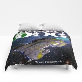 Galaxy Dog Comforters
