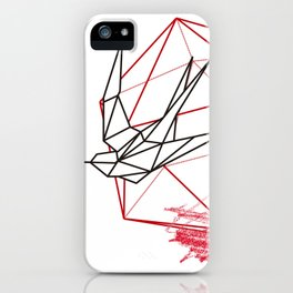 EXPERIMENTAL by Javier Codina iPhone Case