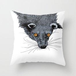 Binturong Throw Pillow