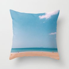 Where They Belong Throw Pillow