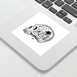 Die-o-rama Sticker