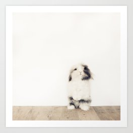 Say What?! Art Print