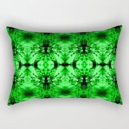 Dandelions Garishgreen Rectangular Pillow