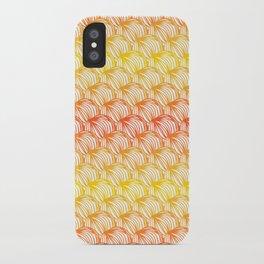 Lollipop Mandarin iPhone Case
